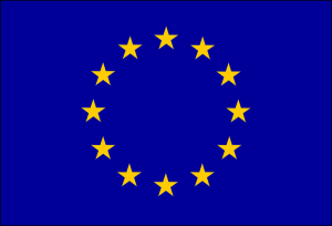 EU flag high res